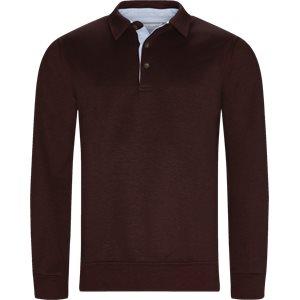 Sevilla Sweatshirt Regular | Sevilla Sweatshirt | Bordeaux